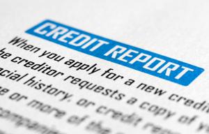 Bankruptcy - credit