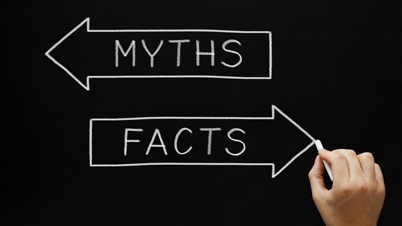 bankruptcy myths - shaw defense