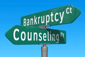 consulting on bankruptcy